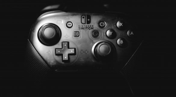 Manette de Nintendo Switch